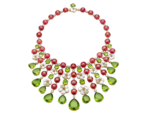 Scents of Capri necklace, BULGARI