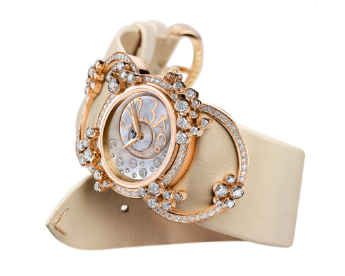 The 2008 Millenary Precieuse Lady Diamond Watch