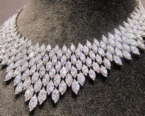 High Jewellery diamond necklace, DAMIANI