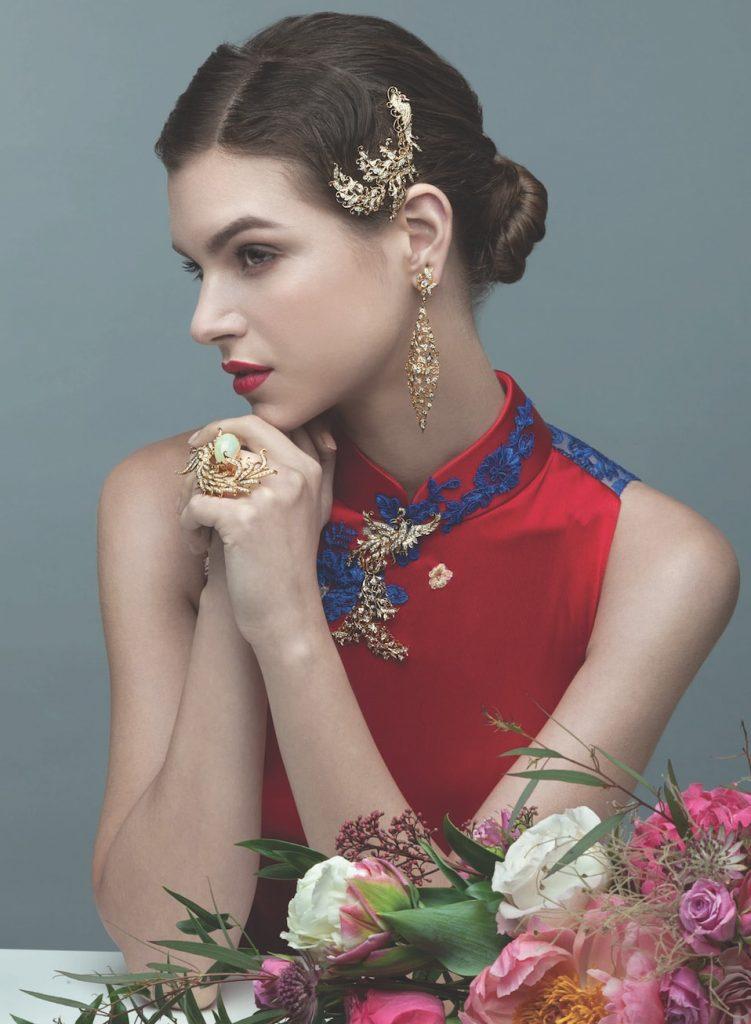 Solitaire-magazine-bridal-peranakan-jewellery-gold-pheonix-si-dian-jin-foundation-jewellers