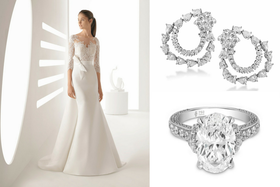 Keeping Up With Bridal Traditions Solitaire Magazine