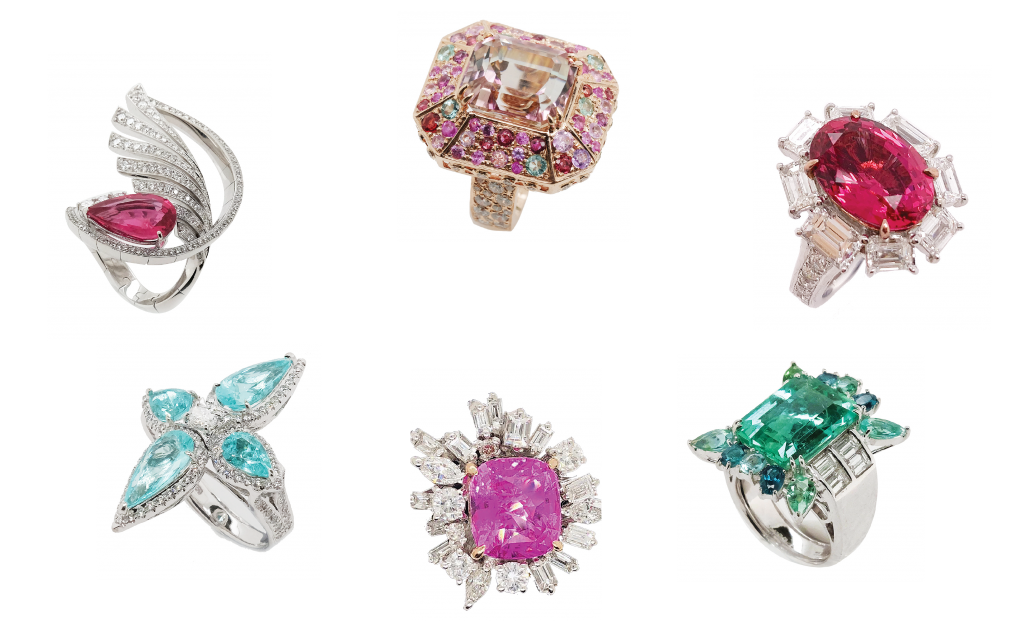 Solitaire 100th Edition - Which Gemstone Best Suits You