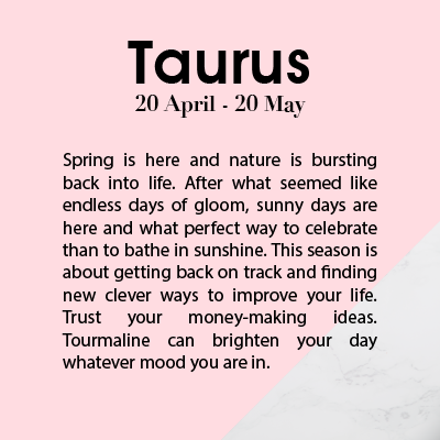 taurus horoscope information