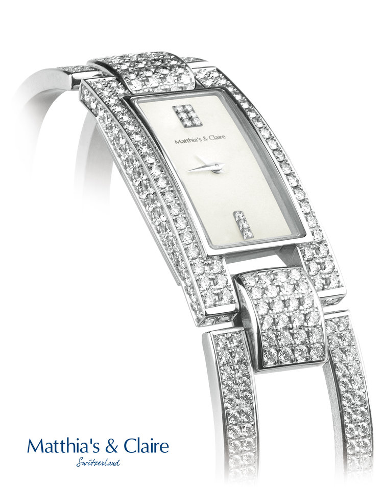 Matthia's and Claire jewellery- Renaissance Watch