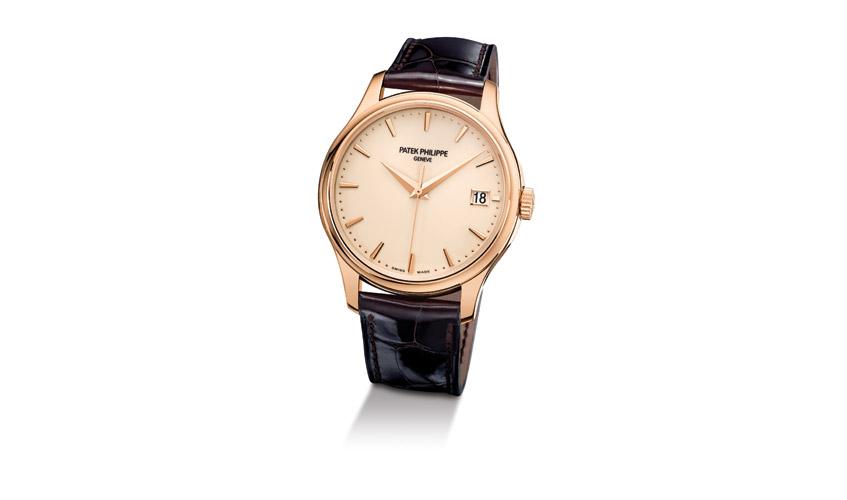 Men's timepiece from Calatrava collection, PATEK PHILIPPE