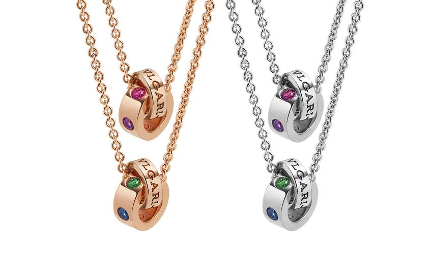 Bvlgari-Bvlgari Roman Sorbets pendants